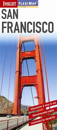 Insight Flexi Map: San Francisco Insight Guides