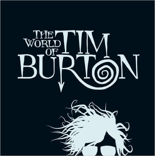 The World of Tim Burton Achim Sommer