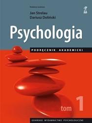 Psychologia. Podręcznik akademicki, tom 1 Jan Strelau