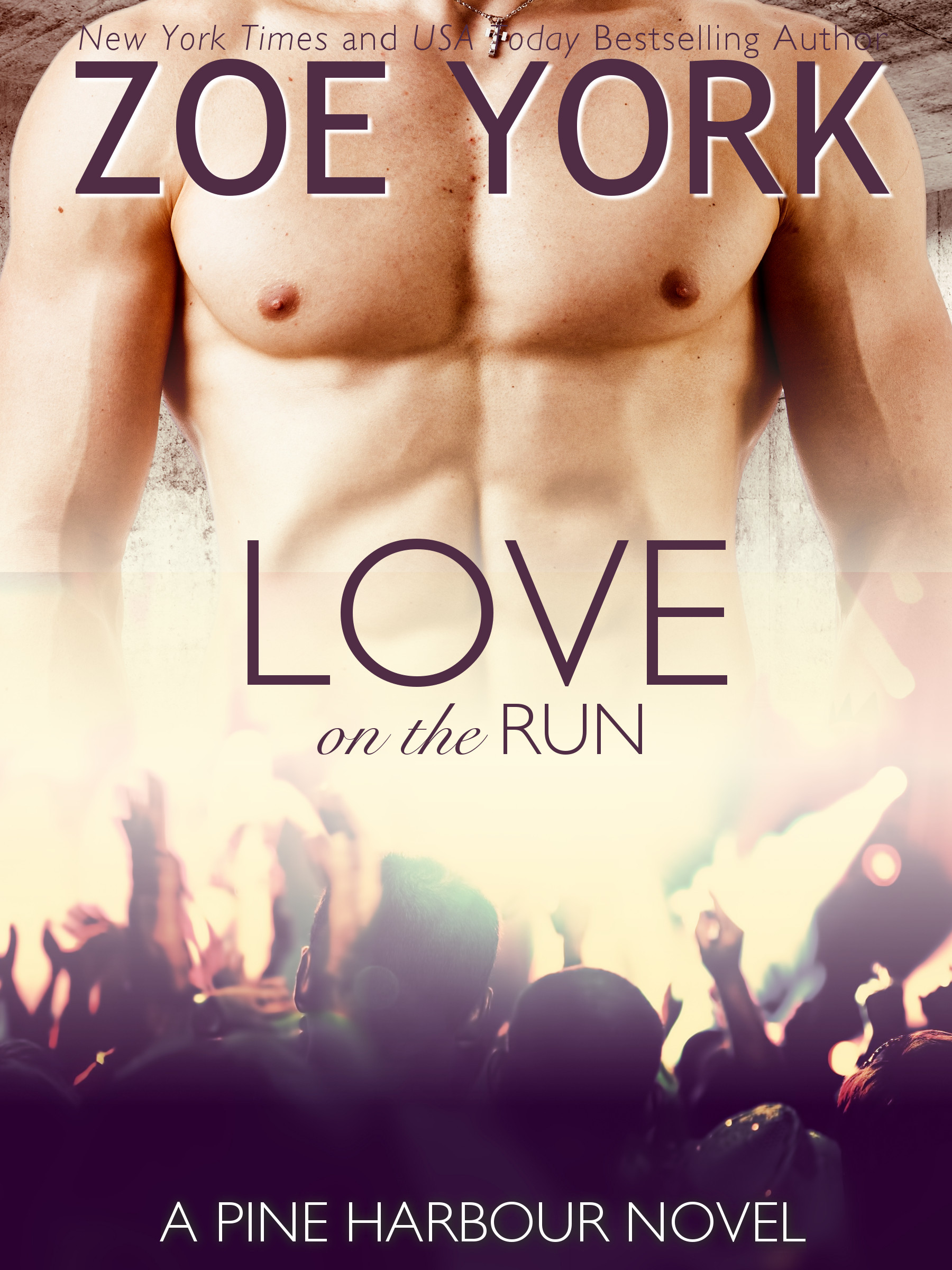 Love on the Run (Pine Harbour #5)  by  Zoe York
