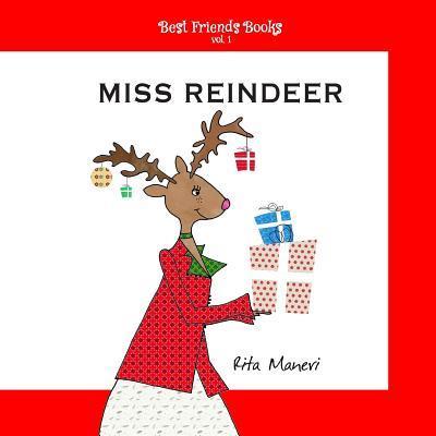 Miss Reindeer Rita Maneri