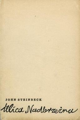 Ulica Nadbrzeżna  by  John Steinbeck