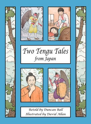 Two Tengu Tales from Japan Duncan Ball