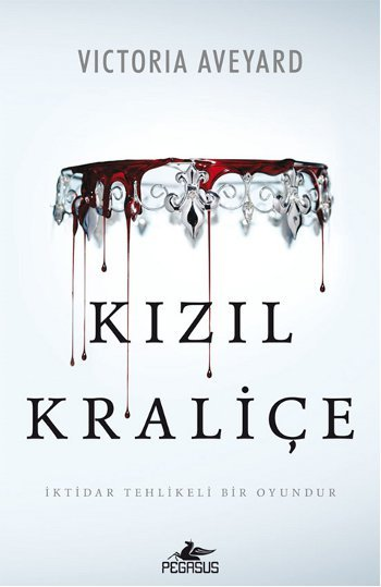 Kızıl Kraliçe (Red Queen, #1)  by  Victoria Aveyard