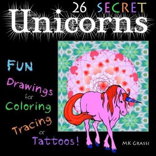 26 Secret Unicorns MK Grassi