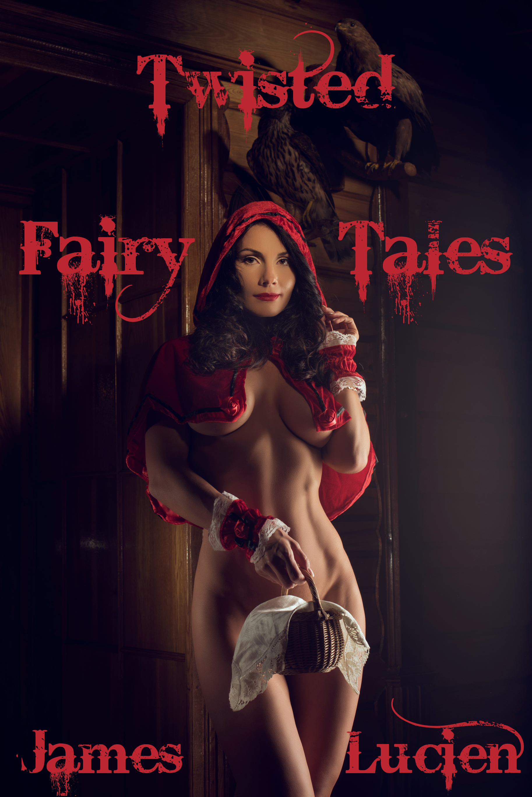 Twisted Fairy Tales James Lucien