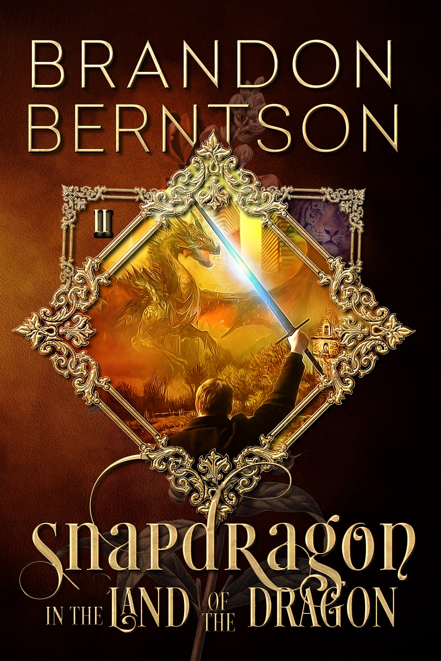 Snapdragon: In the Land of the Dragon (Snapdragon, #2)  by  Brandon Berntson
