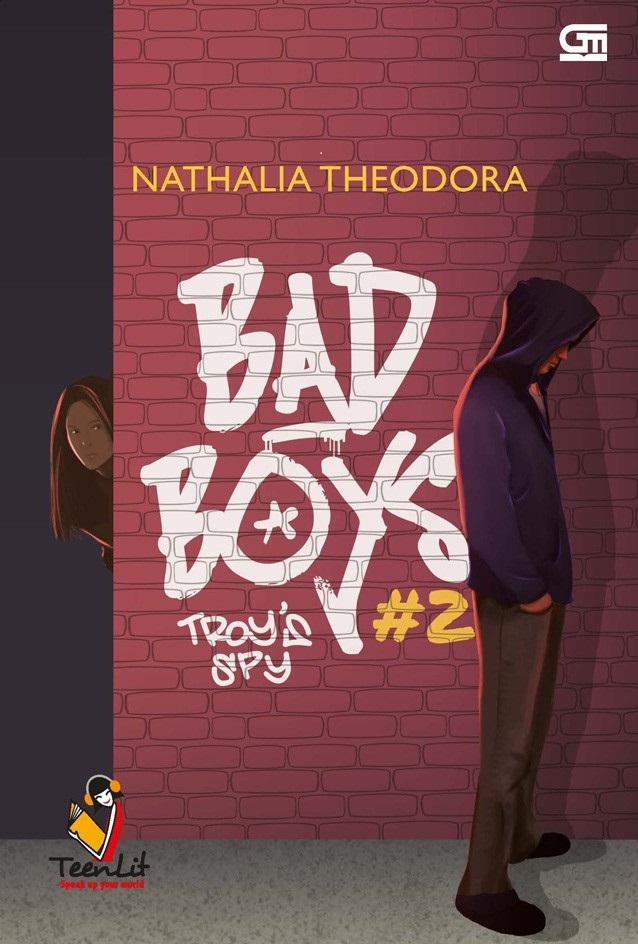 Bad Boys #2: Troys Spy Nathalia Theodora