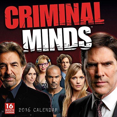 Criminal Minds Calendar Inc. CBS Studios