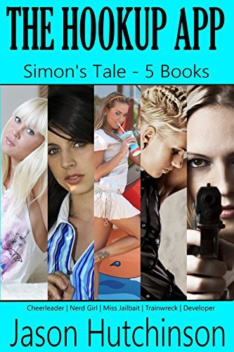Simons Tale: The Hookup App Complete Series One  by  Jason Hutchinson