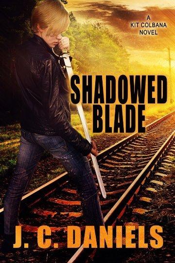 Shadowed Blade (Colbana Files, #5)  by  J.C. Daniels