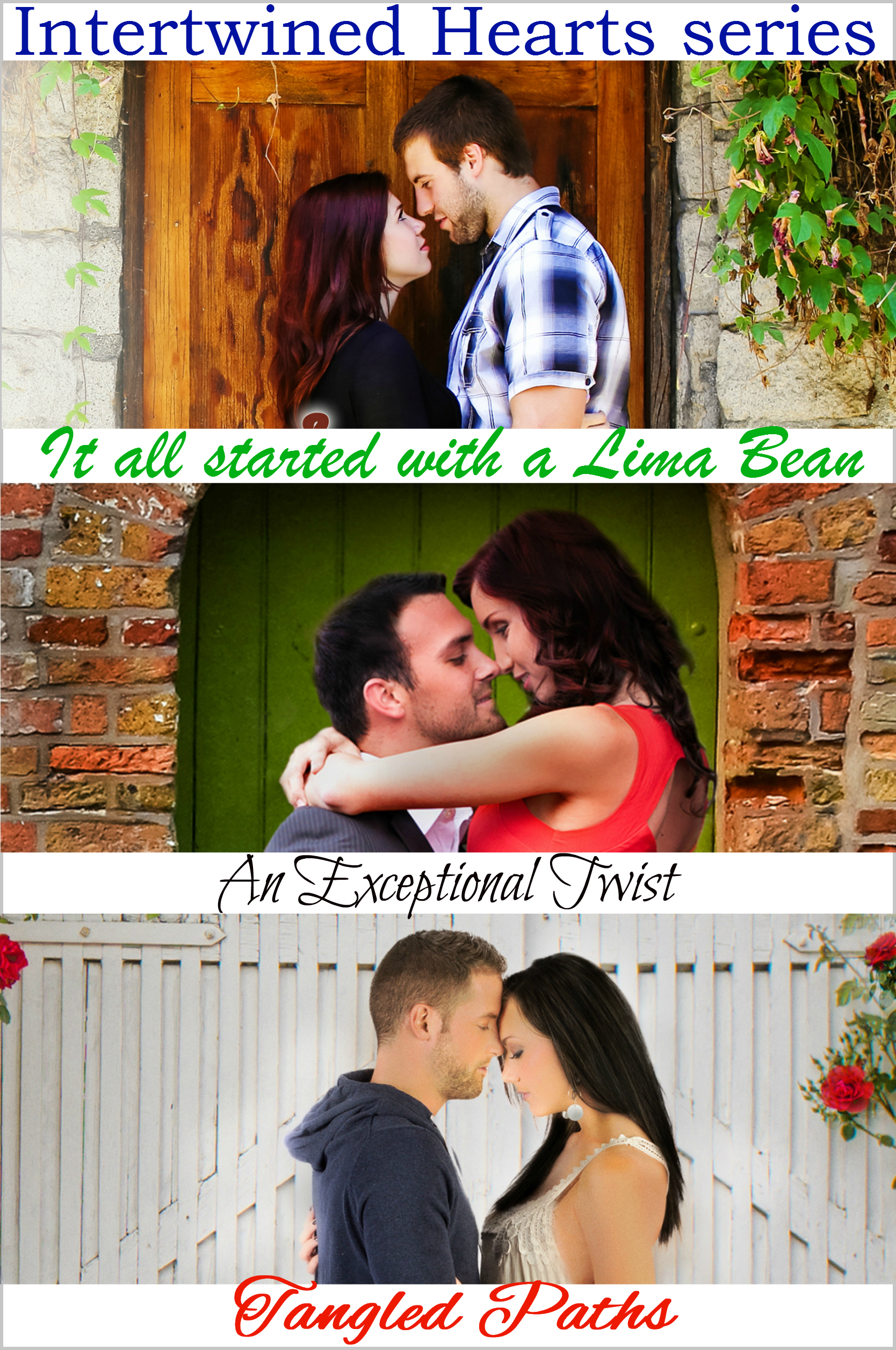 Intertwined Hearts 3 ebook box set Kimi Flores