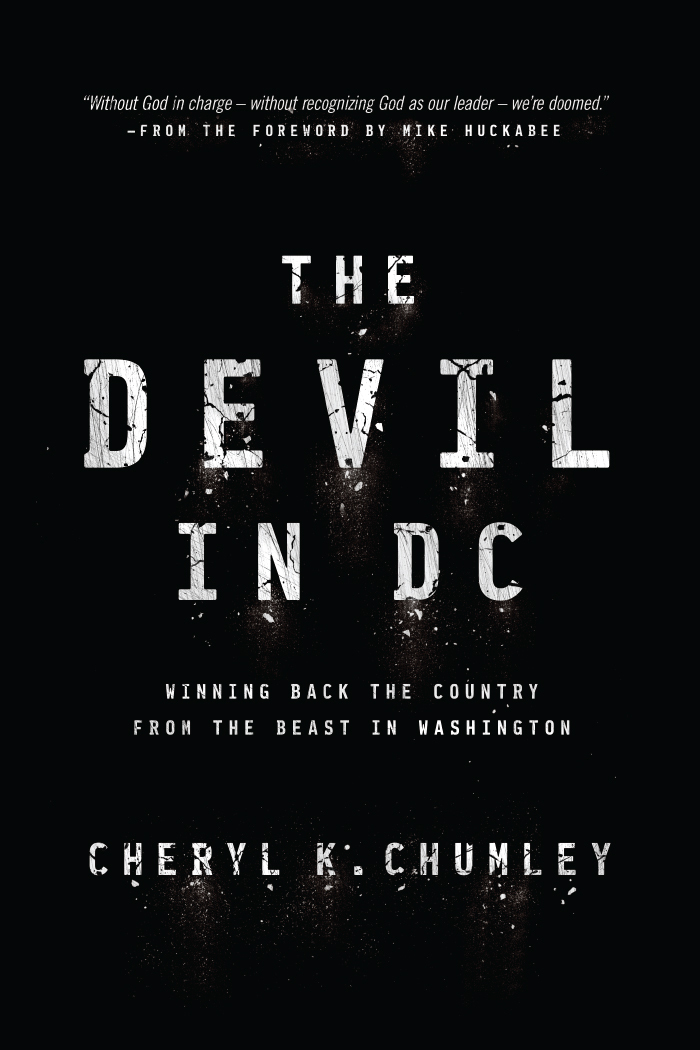 The Devil in DC: Winning Back the Country from the Beast in Washington Cheryl K. Chumley