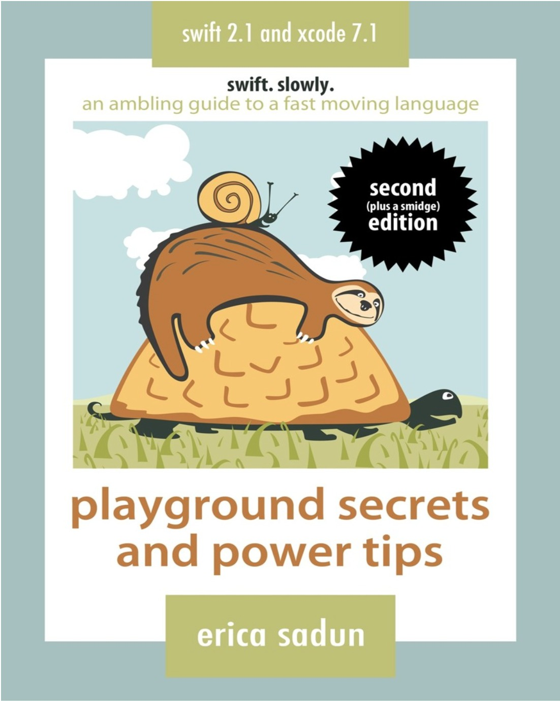 Playground Secrets and Power Tips Erica Sadun