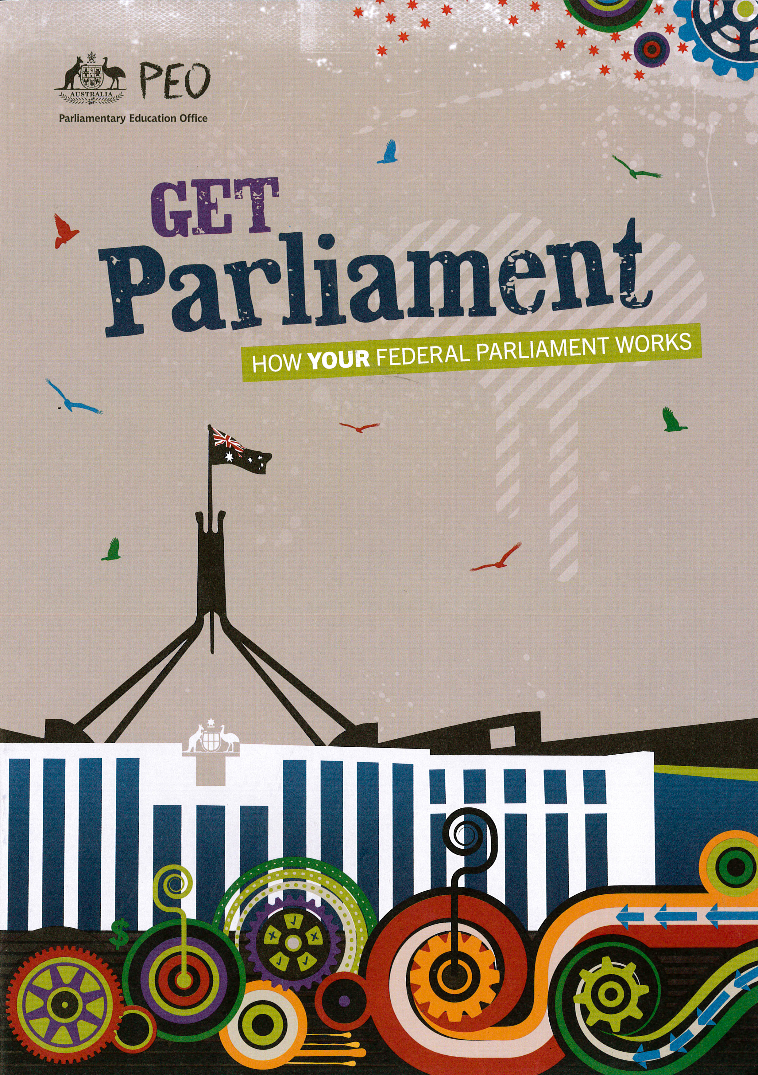Get Parliament Parliamentary Education Office