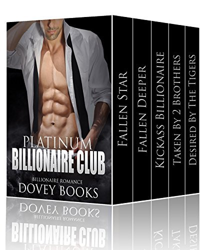 Romantic Comedy: Platinum Billionaire Club: Short Story Boxed Set  by  Dovey Books