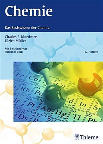Chemie: Das Basiswissen der Chemie Ulrich Müller
