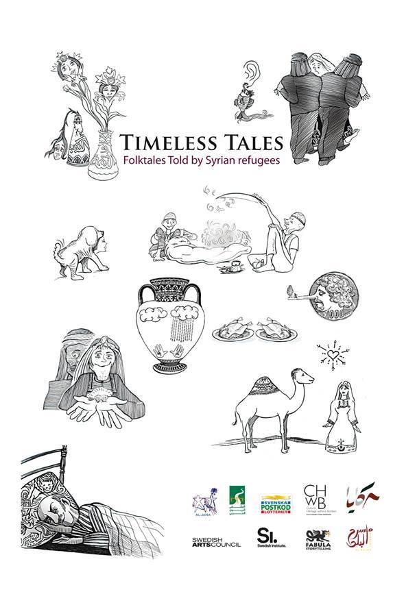Timeless Tales: Folktales told Syrian refugees by Zulaikha Abu Risha