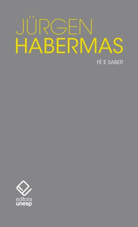 Fé e Saber Jürgen Habermas