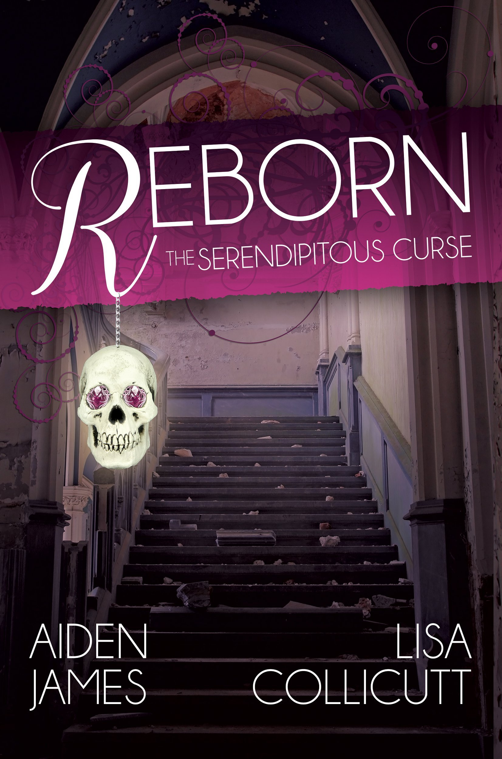 Reborn  by  Aiden James