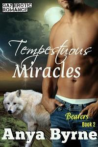 Tempestuous Miracles (Bearers, #2) Anya Byrne