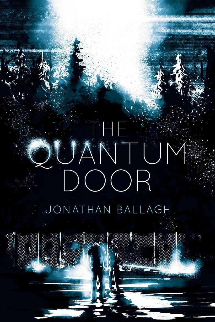 The Quantum Door  by  Jonathan Ballagh