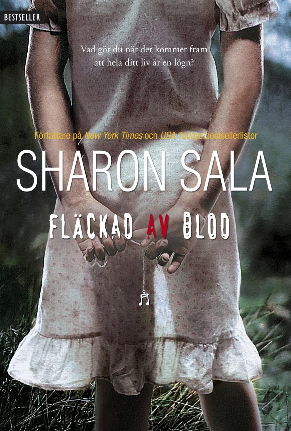 Fläckad av blod (The Searchers #1) Sharon Sala