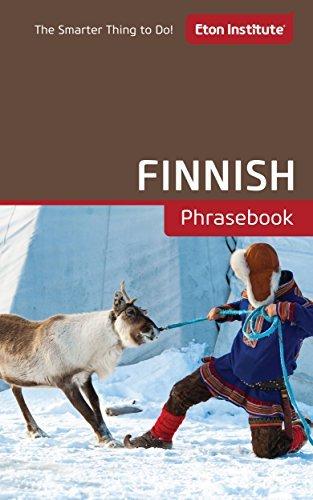 Finnish Phrasebook (Eton Institute - Language Phrasebooks)  by  Eton Institute
