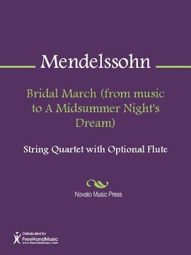 Bridal March (from music to A Midsummer Nights Dream) - Viola  by  Felix Mendelssohn