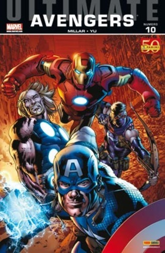 Ultimate Comics: Avengers, n. 10 Mark Millar