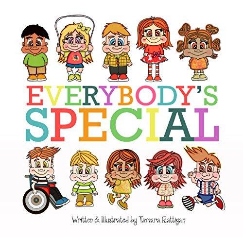 Everybodys Special  by  Tamara Rattigan