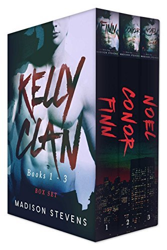 Kelly Clan Box Set One: Finn, Conor, Noel  by  Madison Stevens