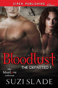 Bloodlust (The Departed, #1) Suzi Slade