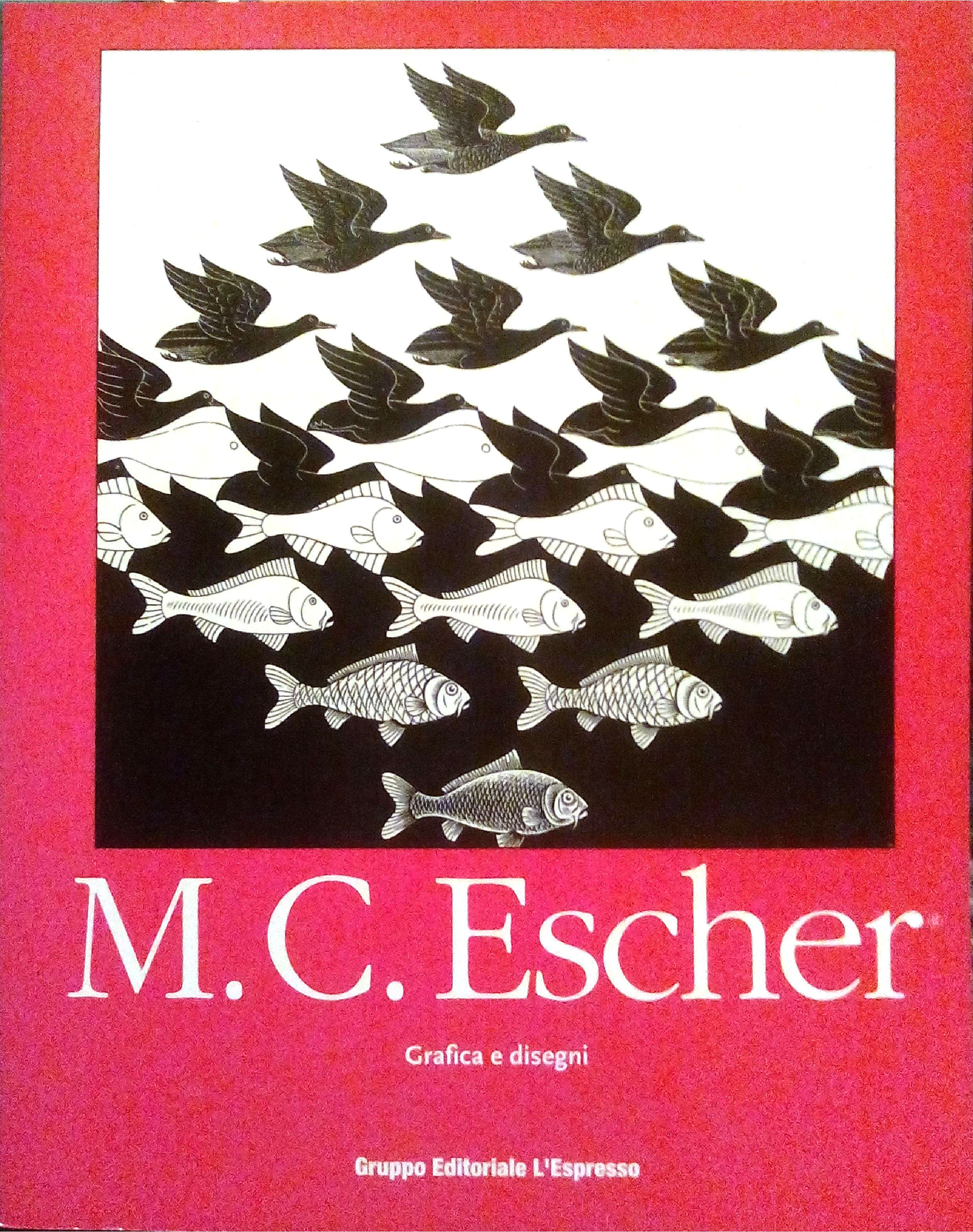 M.C. Escher Grafica e disegni  by  M.C. Escher