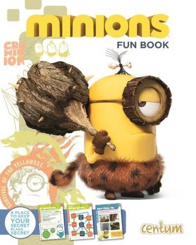 Minions: Fun Book Centum Books Ltd