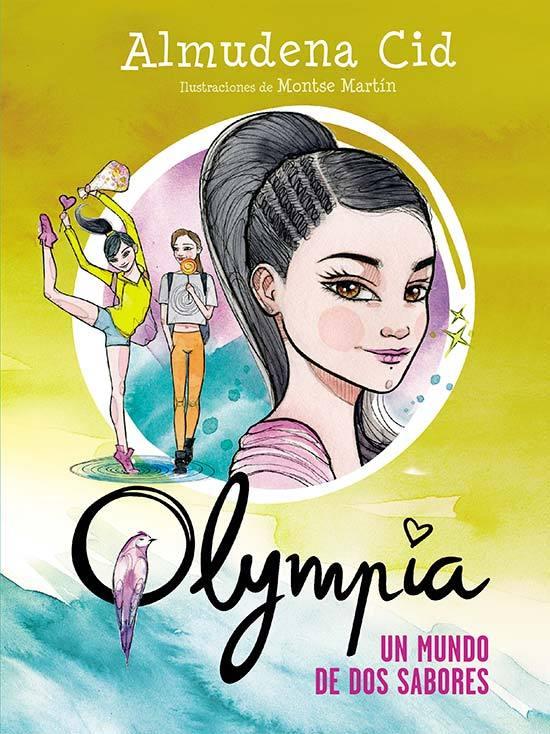 Un mundo de dos sabores (Olympia #3)  by  Almudena Cid