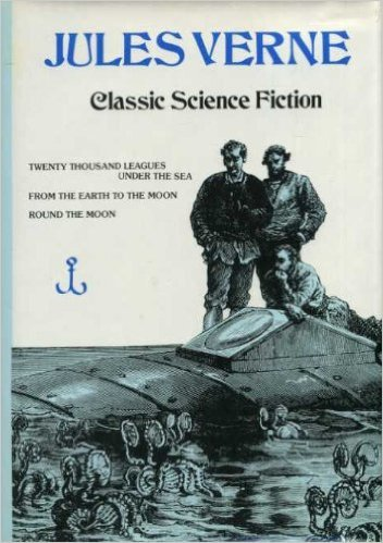Jules Verne Classic Science Fiction Jules Verne