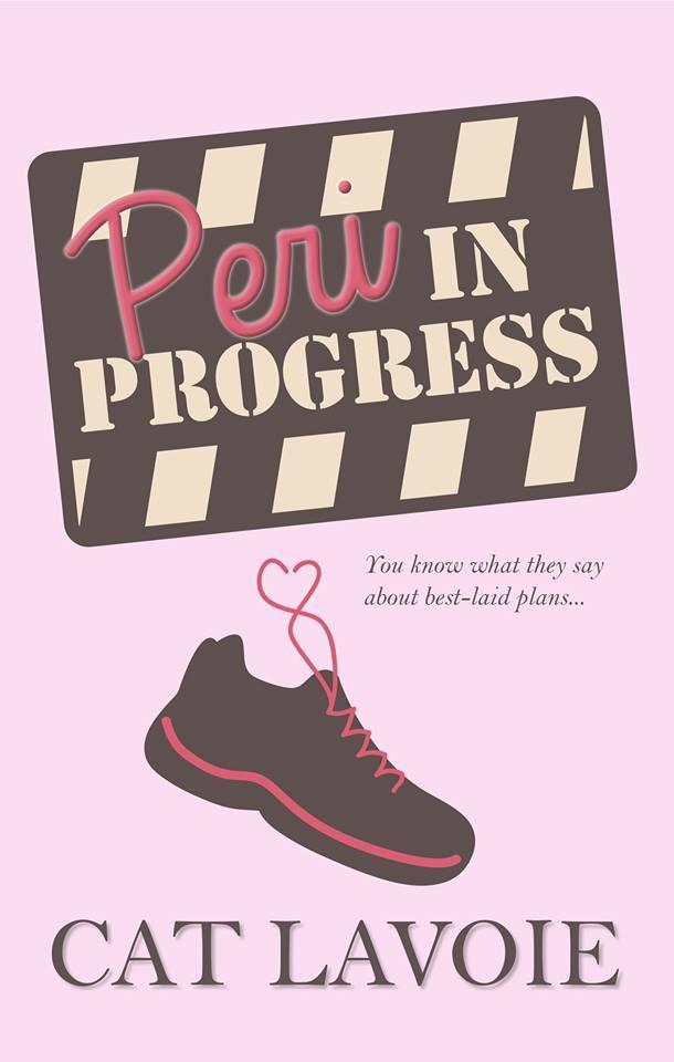 Peri in Progress  by  Cat Lavoie
