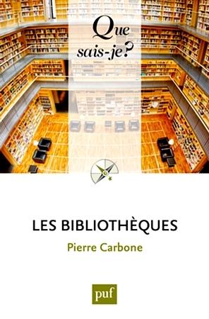 Les bibliothèques  by  Pierre Carbone