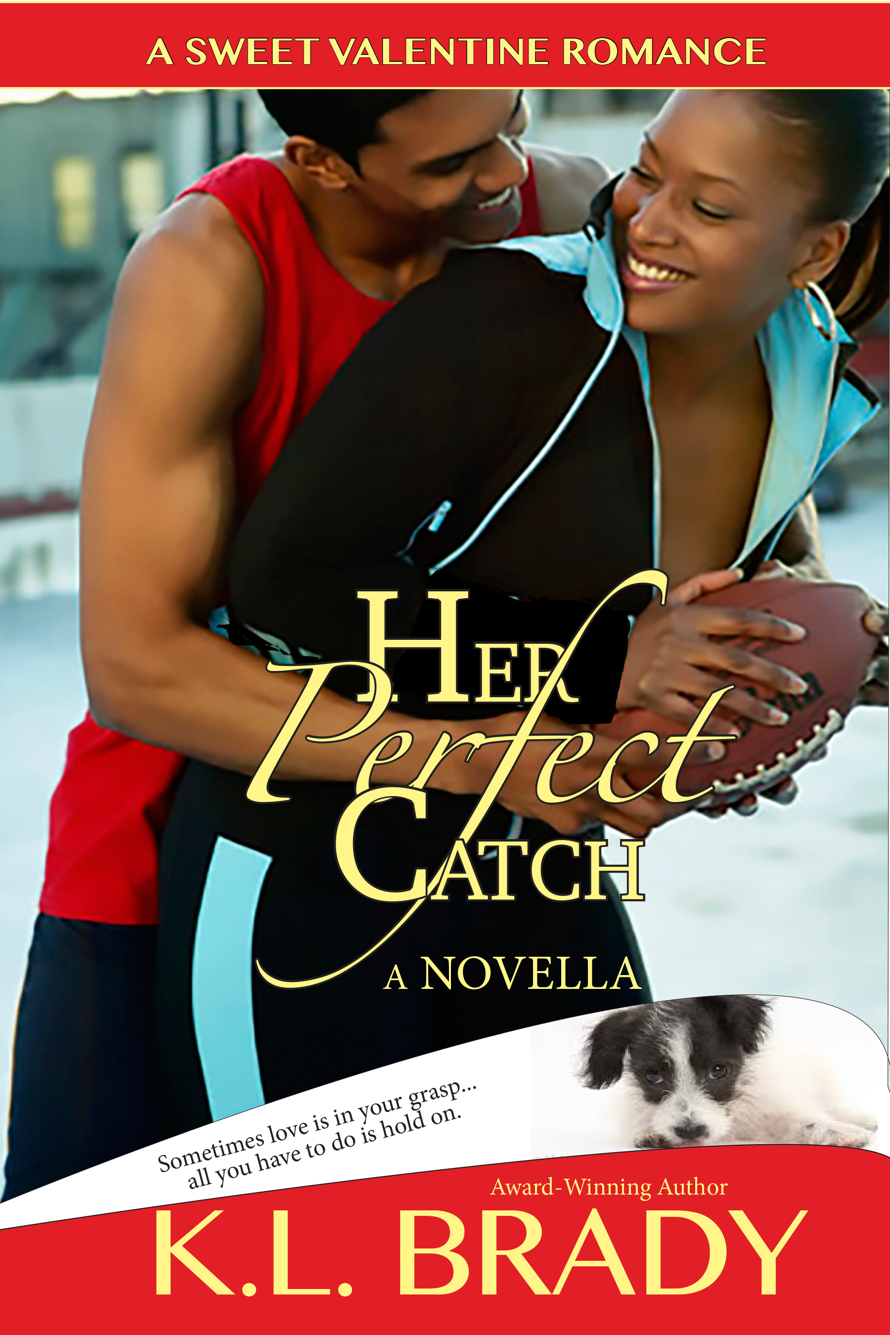 Her Perfect Catch  by  K.L. Brady