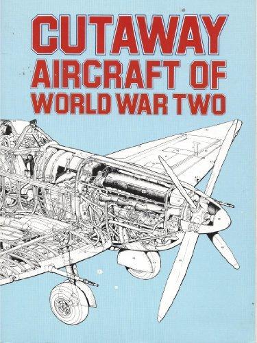 Cutaway Aircraft of World War II Anonymous