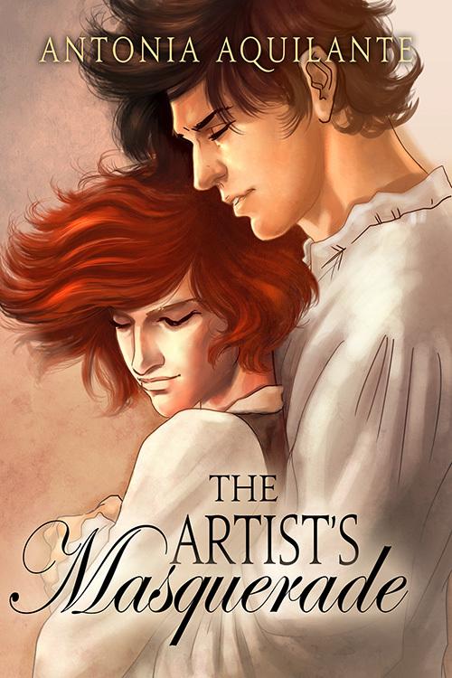 The Artists Masquerade (Chronicles of Tournai, #2)  by  Antonia Aquilante