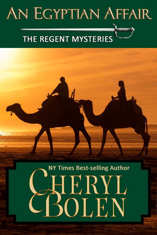 An Egyptian Affair (Regent Mysteries, #4) Cheryl Bolen