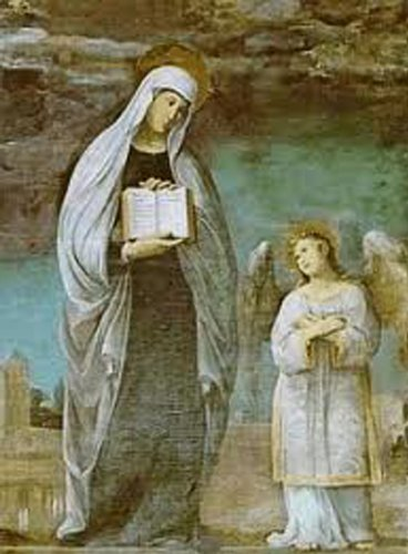 Saint Frances of Rome Bob and Penny Lord