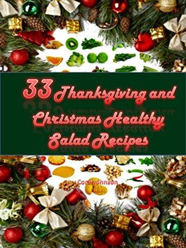 33 Thanksgiving and Christmas Healthy Salad Recipes Coral Johnson