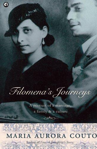 Filomenas Journey Maria Aurora Couto