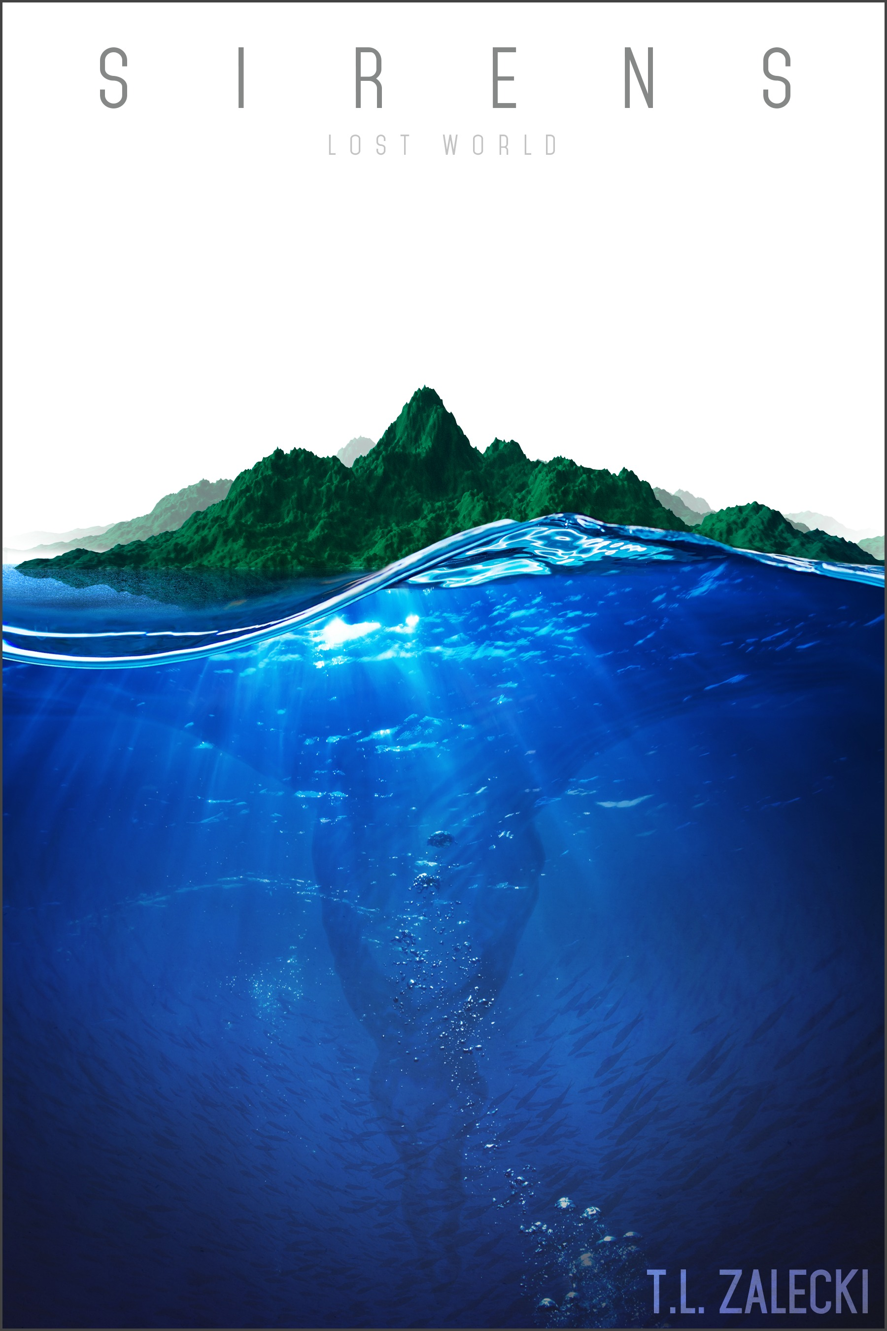 Lost World (SIRENS #2)  by  T.L. Zalecki