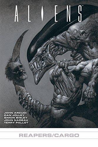 Aliens #22: Reapers/Cargo  by  Dan Jolley