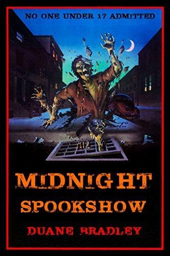 Midnight Spookshow Duane Bradley