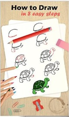 How to Draw in 8 Easy Steps Anton Liran